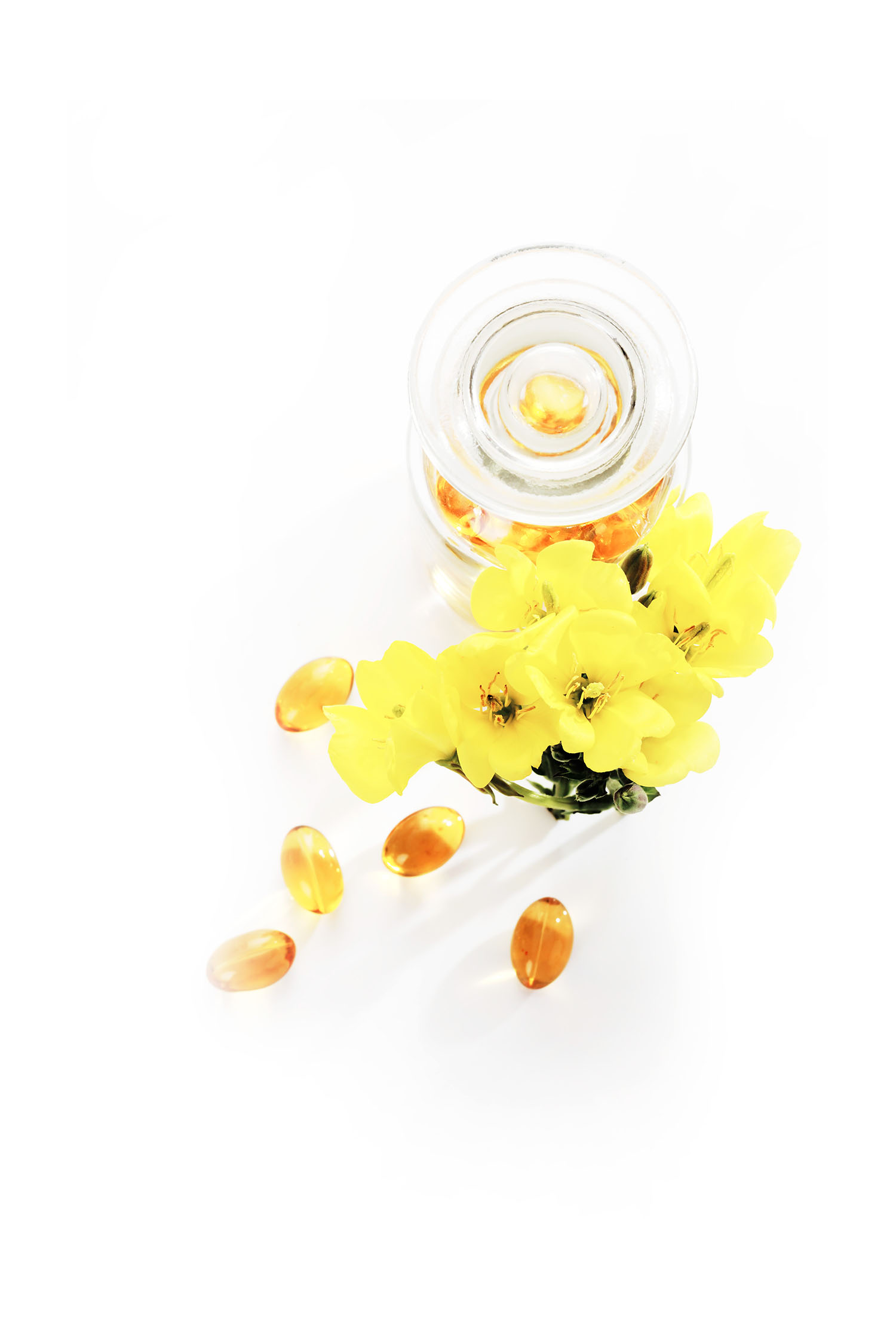 RIWAY's PURTIER Health Supplement Ingredient - Evening Primrose Oil, 干细胞胎盘素保健品成分 - 月见草油